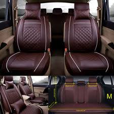 seat covers ford fusion seat covers for 2017 ford fusion ebay