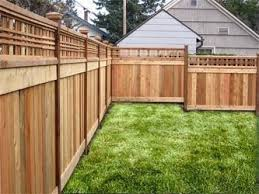 Fence Backyard Ideas by 43 Best