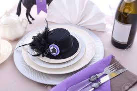 table setting pictures horse racing ladies luncheon fine dining table setting with small