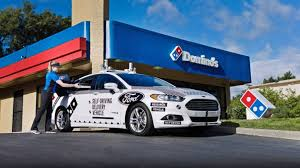 domino pizza jombang domino s and ford begin consumer research of pizza delivery using