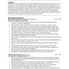 Training Coordinator Resume Coordinator Event Resume Special