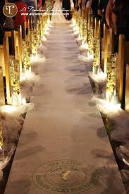 wedding aisle runners ways to spruce up your wedding aisle runner