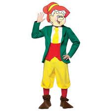 kellogg u0027s ernie keebler elf mens halloween costume