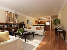 classic small living room with elegant furniture rukle apartment