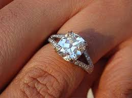 split band engagement rings engagement rings basic mounting styles pricescope
