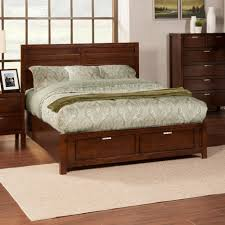 Platform Beds With Storage Underneath - bed frames king platform bed with storage underneath twin