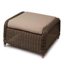 Ikea Pouf Furniture Outdoor Pouf Wicker Chair Ottoman Wicker Ottoman