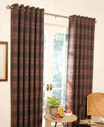 Bay Window Pole Suitable For Eyelet Curtains Curtain Express Eyelet Curtain Heading