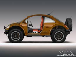 new beetle baja concept virtualmodels