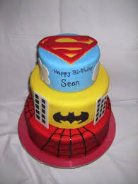 superhero cake cakes by michelle