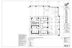 fourplex floor plans construction documents l post