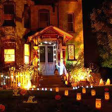 patio ideas halloween yard decorating ideas halloween outside