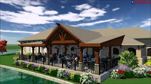 Outdoor Kitchen Frisco Frisco Lakes Golf Course Patio Cover And Outdoor Dining In