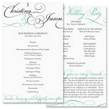 what goes on a wedding program navy wedding programs our wedding navy weddings
