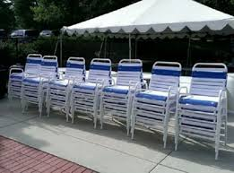 Restrapping Patio Chairs Patio Furniture Repair Restrapping Table Top Replacement