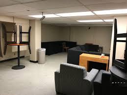 basement office remodel parker hall housing u0026 residential life
