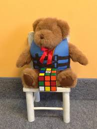 Bear On The Chair Lrg Bear On The Chair Gallery The Life Raft Group