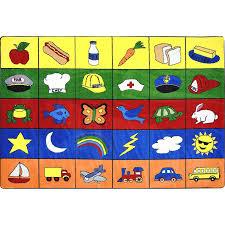 Colorful Kids Rugs by Categories Kids Rug 5 Ft 4 In X 7 Ft 8 In Kids Rug