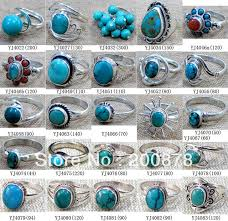 stone rings wholesale images Mw 15 wholesale nepal india handmade 925 sterling silver inlay jpg