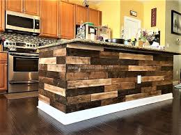 kitchen cabinets made out of pallet wood 80 ideas for wood pallet made kitchens inspirationalz