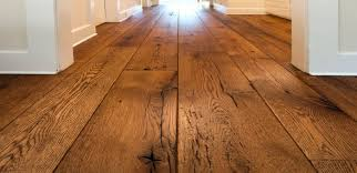 rustic wide plank hardwood flooring wood floors