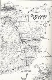 Caves In Tennessee Map by Into The Asheville Bowl Channels And Streams Asheville Junction