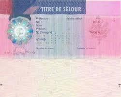 demande de carte de sejour apres mariage récéé de carte de séjour définition et procédure mariage