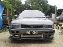 nissan sentra 2004 modified sentra b13