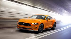 mustang design ford mustang offers sleeker design more advanced technology