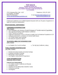 Curriculum Vitae Medical Doctor Spanish Resume Examples