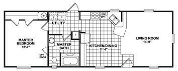 1 bedroom modular homes floor plans clayton 1 bedroom 1 bathroom singlewide manufactured home bryan