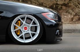 rotiform bmw kps silver brushed face 360 link automotive styling specialists
