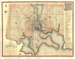 Maryland On A Map This 1822 Lucas Map Along With The 1822 Poppleton Map Are The