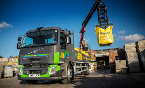 volvo new truck volvo new series fl 18 tonner is first new truck for jem centres