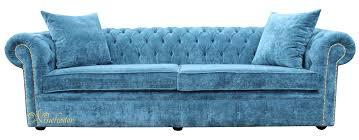 teal velvet chesterfield sofa chesterfield 4 seater settee elegance teal velvet fabric sofa offer