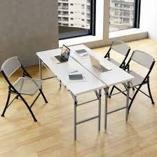 reading table and chair china library furniture foldable reading table for meeting room on