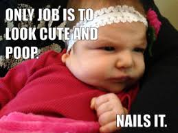 Baby Poop Meme - funny baby meme funnypictures in