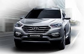 hyundai santa fe sport price in india 2016 hyundai santa fe facelift unveiled india launch likely in
