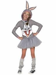 bunny costume tunes bugs bunny hooded tutu dress costume