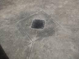 garage floor drain design garage floor drain installing garage
