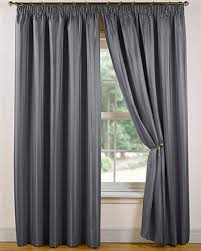 Steel Grey Curtains Appealing Steel Grey Curtains Designs With Grey Curtains Made