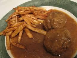 cuisiner le lapin en sauce ma cuisine sans prétention boulets sauce lapin sauce liégeoise