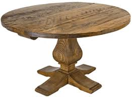 round farmhouse dining table farmhouse tables any size shape color cottage home