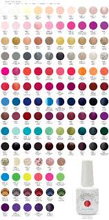 gelish all colours available 15ml gelish aud24 95 premier