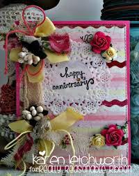 happy anniversary cards really reasonable ribbon happy anniversary card with really