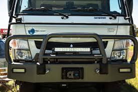 mitsubishi fuso 4x4 expedition vehicle overlanding with the 2017 ram rebel 1500 and ram power wagon