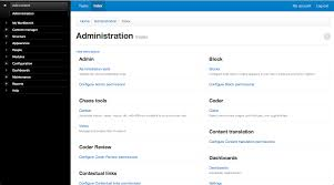 stanley administration theme drupal org
