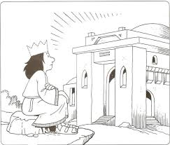 temple coloring page king solomon coloring sheets google search clip art