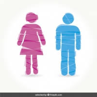 Male Female Bathroom Signs by Female Bathroom Sign Free Vector Graphic Art Free Download Found