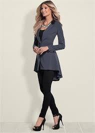 women u0027s blazers leather long lace u0026 casual styles venus